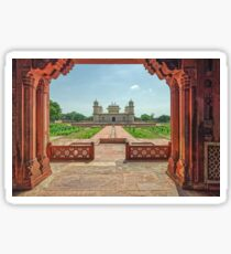 Baby Taj - Agra - Uttar Pradesh - India Sticker