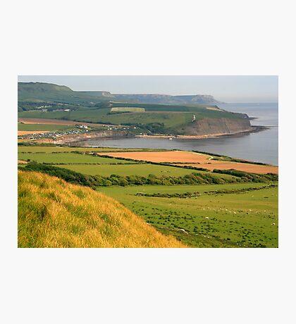 Purbeck Landscape Photographic Print
