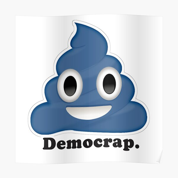 Democrap Poster
