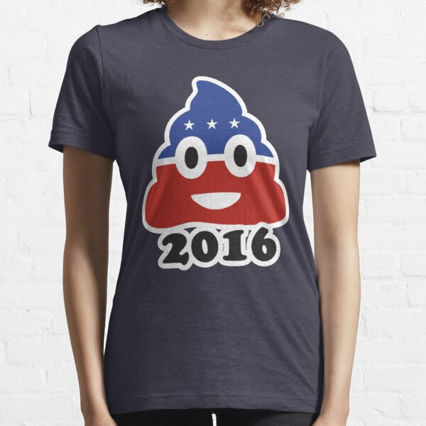 Poolitical 2016 Essential T-Shirt