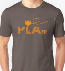 PLAer 3D Printer Enthusiast Unisex T-Shirt
