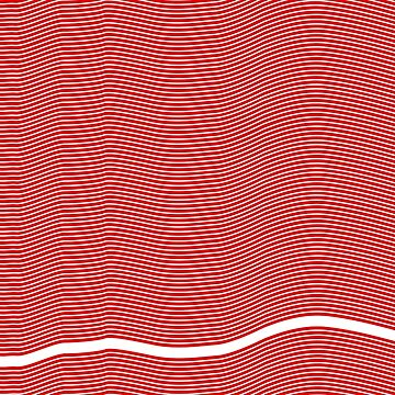 Op Art_Red by RiccardoVisone