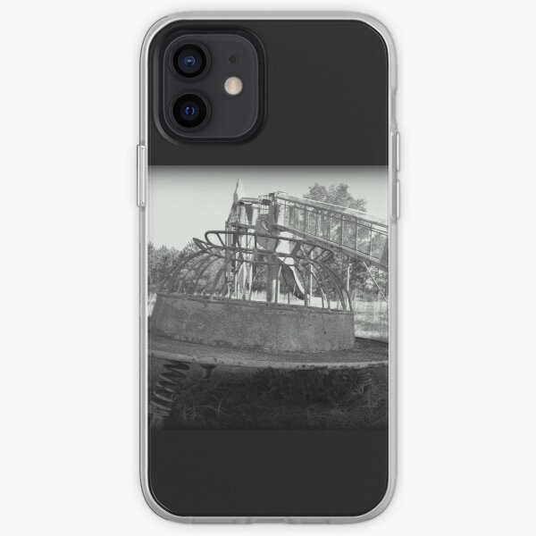 Abandoned Space Ship iPhone Soft Case