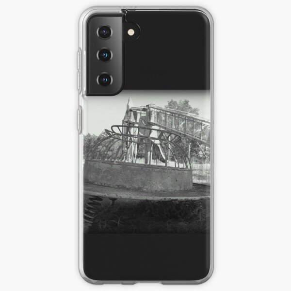 Abandoned Space Ship Samsung Galaxy Soft Case
