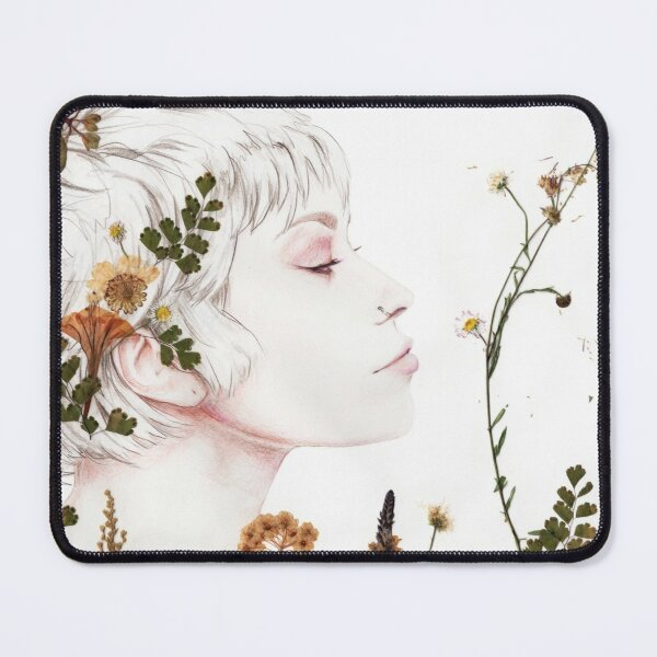 flowers #1 Mouse Pad