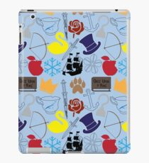 Once Upon an Icon iPad Case/Skin