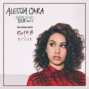 Alessia Cara Tour 2016 by gudel