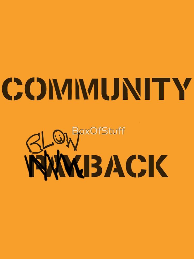 Misfits - Community Blowback | Women's T-Shirt