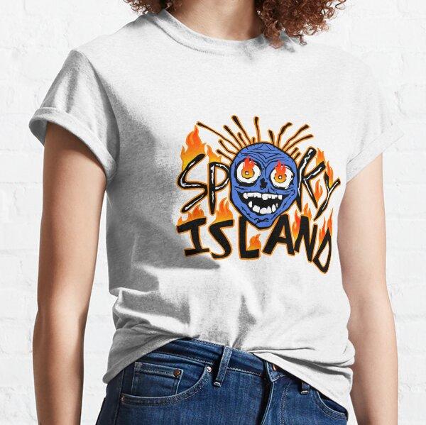 unheimliche Insel Classic T-Shirt