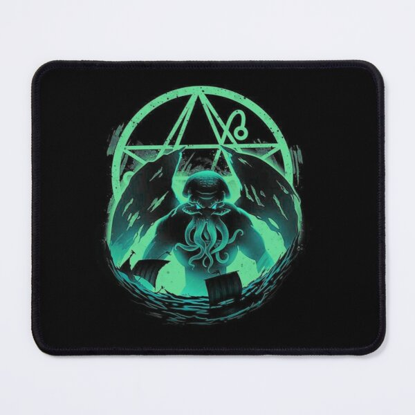 Rise Of Cthulhu Mouse Pad