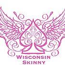 Wisconsin Skinny Ace of Spades  by wisconsinskinny