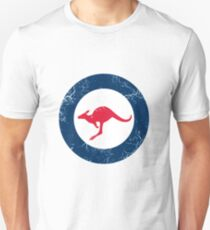 Military Roundels - RAAF - Royal Australian Air Force T-Shirt