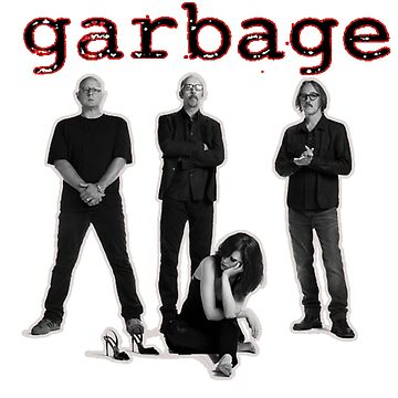 Garbage Tour 2016 by gudel