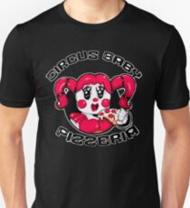 Circus Baby Pizzeria Slim Fit T-Shirt