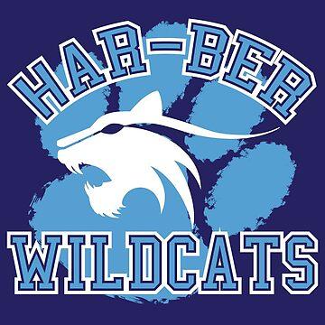 Wildcat Re-Design by drpsychoswanner