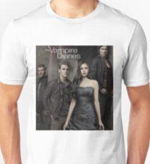 The Vampire Diaries Cast Unisex T-Shirt