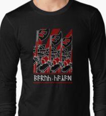 Dwarven Constructivism! Long Sleeve T-Shirt