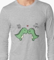 Dino Love! (Hug Me!) T-Shirt