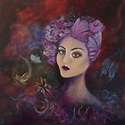 Mulberry Crush by Cathy Gilday