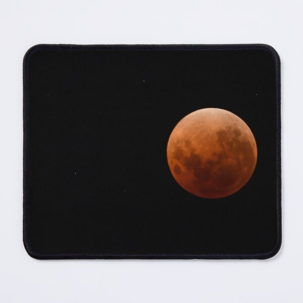 Super Blue Blood Red Moon 2018 Mouse Pad