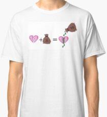 Broken Heart Money Classic T-Shirt