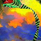 Flying Snake  by Heather Friedman