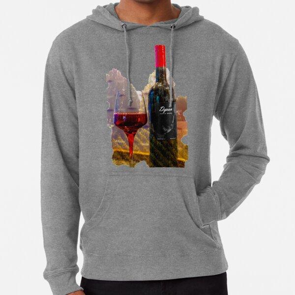 Red, red wine Lightweight Hoodie