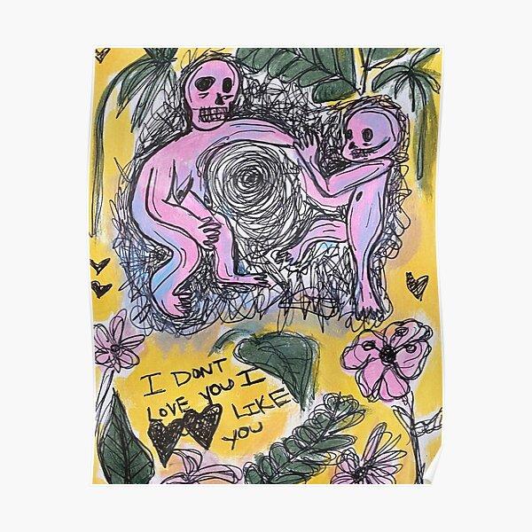 Indigo De Souza  i dont love u Poster