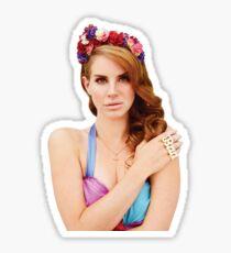 Lana Del Ray Sticker