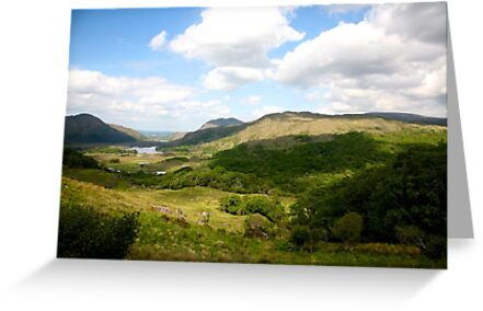 Ladies View-Ring of Kerry by jveta