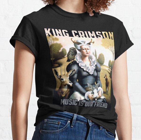 neuer perfekter Bess-Verkäufer von King Crimson Classic T-Shirt