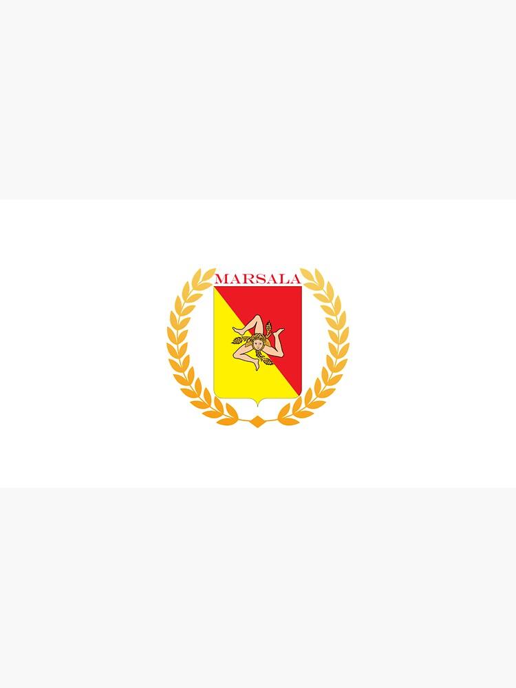Marsala Italy by ItaliaStore