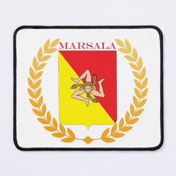 Marsala Italy Mouse Pad