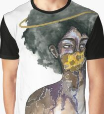 Ring Around the Afro Graphic T-Shirt