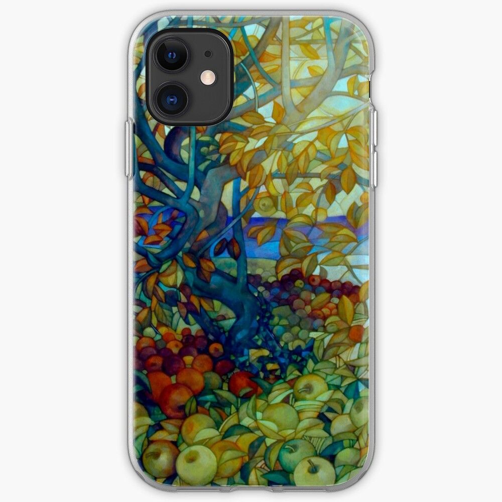 nobody picks up apples iPhone Case & Cover