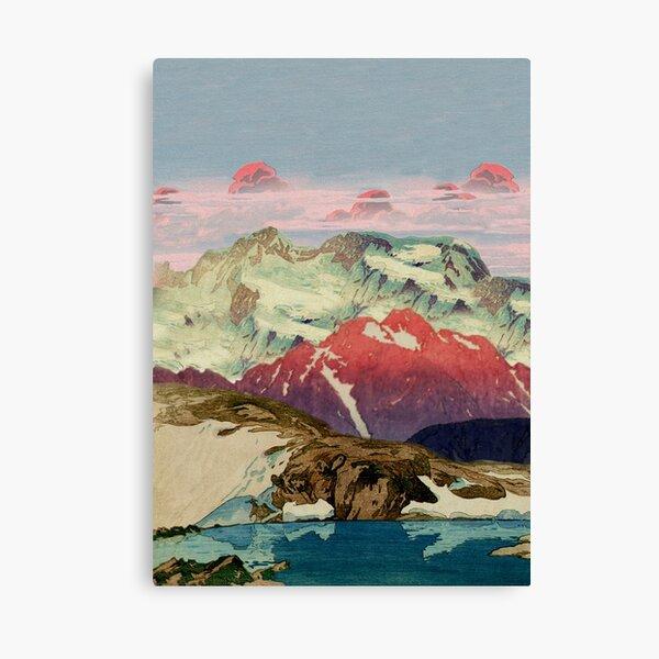 Winter in Keiisino Canvas Print