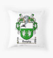 Dunphy (Ref Murtaugh) Throw Pillow