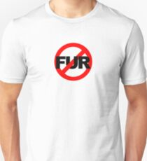 No Fur Unisex T-Shirt