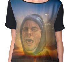 H3H3 Phone case merchandise shirt Chiffon Top