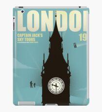 Captain Jack's Sky Tours iPad Case/Skin