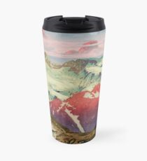 Winter in Keiisino Travel Mug
