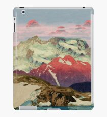 Winter in Keiisino iPad Case/Skin