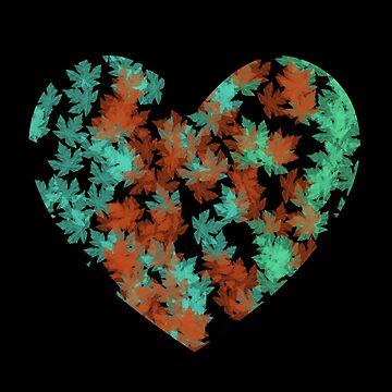 Maple Heart by swghosh