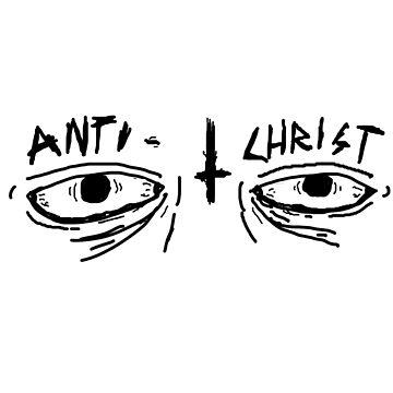 ANTI✝christ by VisualOasis