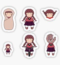 Yume Nikki Sticker Set #4 Effects Sticker