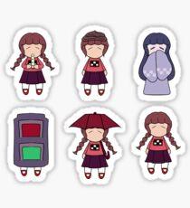 Yume Nikki Sticker Set #3 Effects Sticker