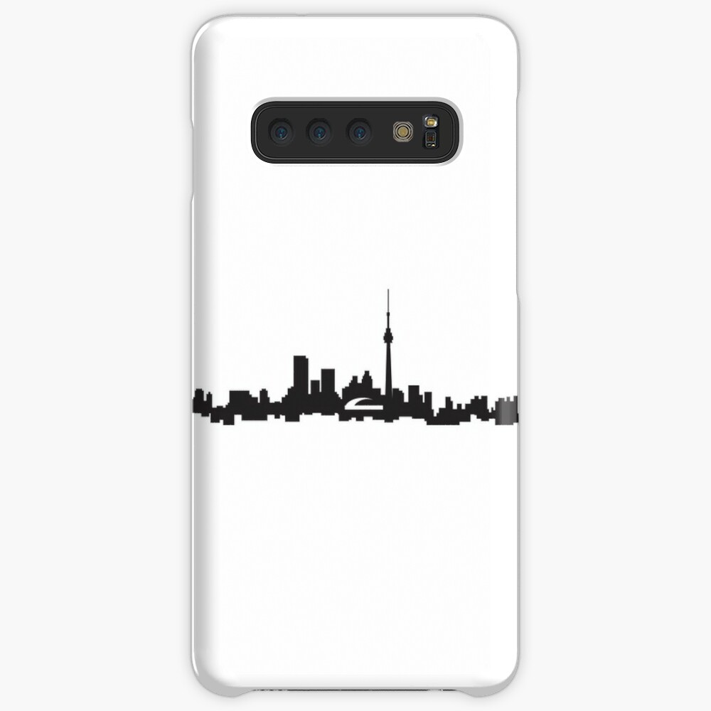 downtown Toronto skyline Case & Skin for Samsung Galaxy