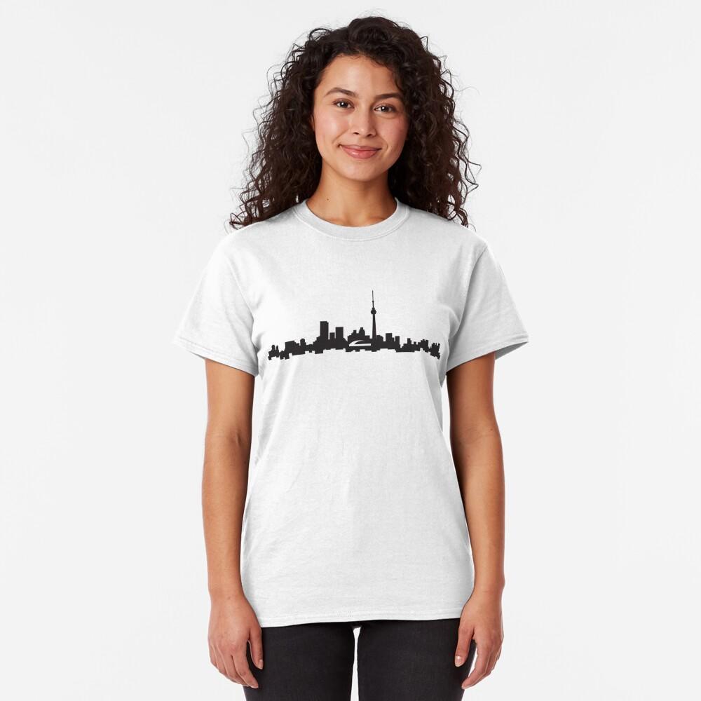 downtown Toronto skyline Classic T-Shirt