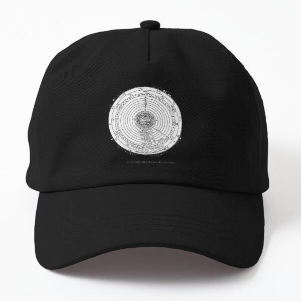 Geocentric model, geocentrism, Ptolemaic system Dad Hat