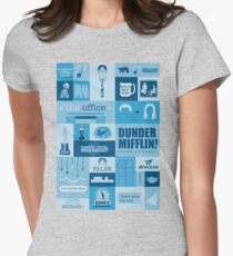The Office Women's Fitted T-Shirt